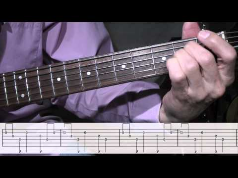 Sailing - Guitar Lesson