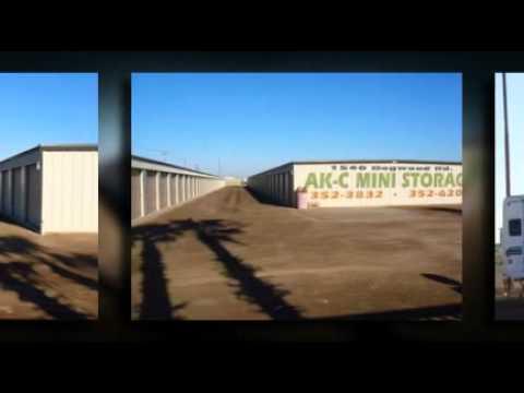 AK C Mini Storage In El Centro, CA