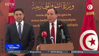 Morocco's Foreign Minister visits Tunisia
