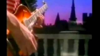 Gary Moore And Phil Lynott = Parisienne Walkways { Official Music Video }