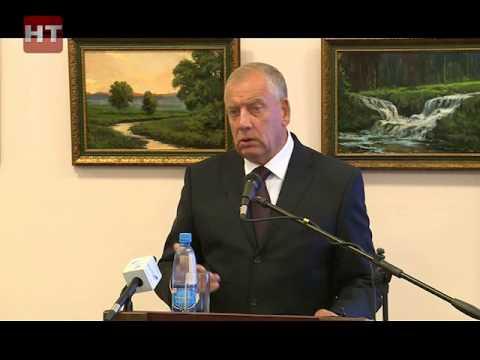 Сергей Митин предложил профессорам и преподавателям НовГУ принять участие в разработке облбюджета