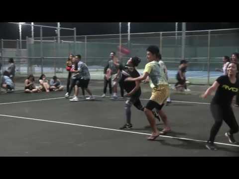 Mid-Pacific 2016 Senior Dodgeball
