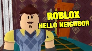 ROBLOX HELLO NEIGHBOR | Hello Neighbor Act III