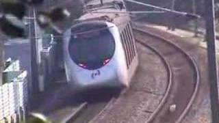 九鐵合併前影片(1/12/2007)