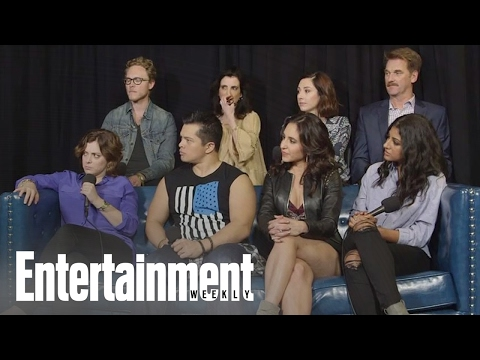 Crazy Ex-Girlfriend Team On Rachel-Josh Relationship In Season 2 | PopFest | Entertainment Weekly