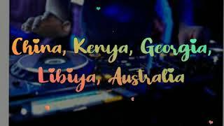 America  Girl Ayna Atthilii Girl Anna song   for WhatsApp status