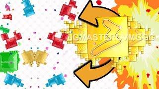 I AM THE BIGGEST! | Blockor.io Gameplay Walkthrough Part 2 | My Own Blocker.io Skin Mod