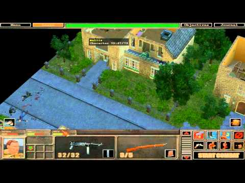 Let's Play Silent Storm: Sentinels - 04 (Untrained Ambush, Accidental Strategery) |