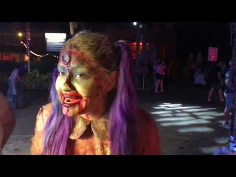 Howl-O-Scream 2017 At Busch Gardens Tampa!