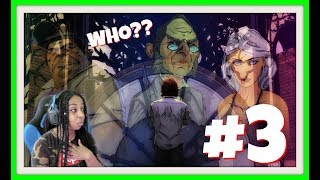 EVERYBODY IS A SUSPECT!! NOBODY IS SAFE!! | The Wolf Among Us Episode 3 Gameplay