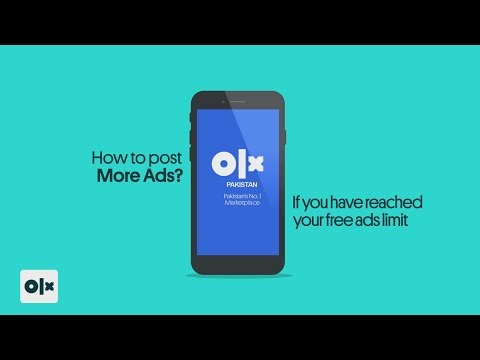 olx ad and olx account - Myhiton