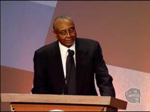 John Chaney's Basketball Hall of Fame Enshrinement Speech