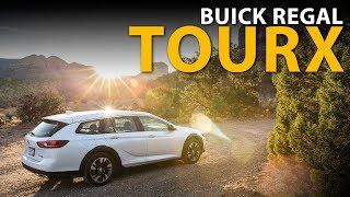 TourX: Why Is Buick Doing A Station Wagon? - Autoline After Hours 414