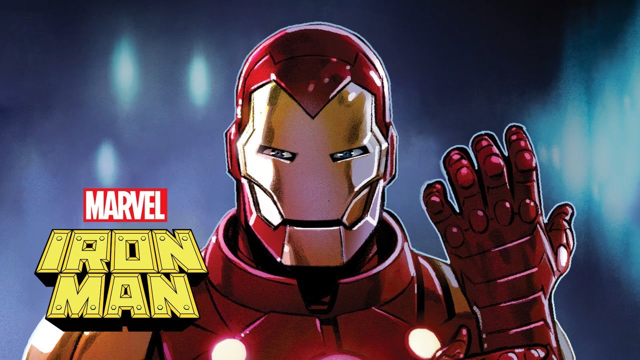 Writer Chris Cantwell Talks IRON MAN! | Marvel Comics