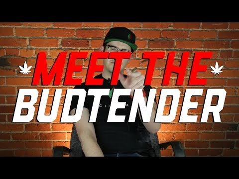 Meet The Budtender - Josiah