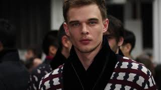 Giorgio Armani Men's FW20-21 Fashion Show - BTS