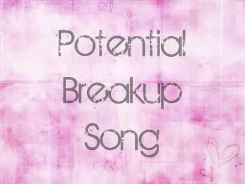 Potential Breakup Song ~ Aly & AJ lyrics
