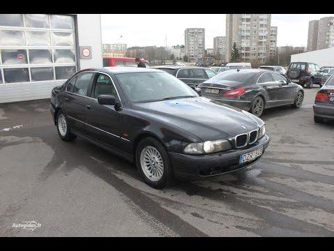 Стрим. Проект бумер. BMW 540 E39 на мойке:)