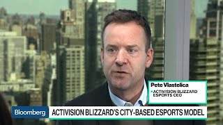 Building a Successful Sports League Means a Lot of Partners, Activision Esports CEO Says