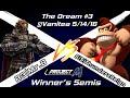 Dream 3 - R3 | Mr. B (Ganondorf, Wolf) vs SiS | ThundeRzReiGN (DK) - Winners Semis