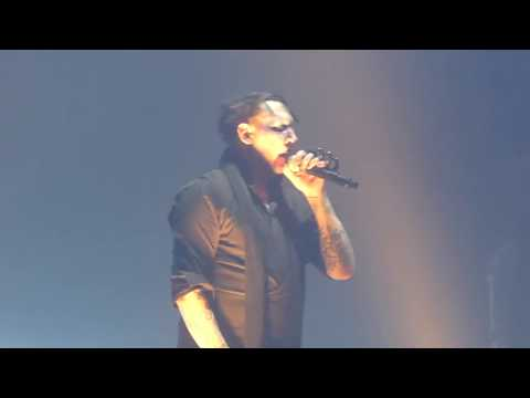 Marilyn Manson - Live @ Moscow 31.07.2017