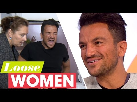 Peter Andre Gives Birth! | Loose Women
