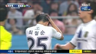 160720 k league classic 21r fc seoul vs jeonbuk hyundai motors