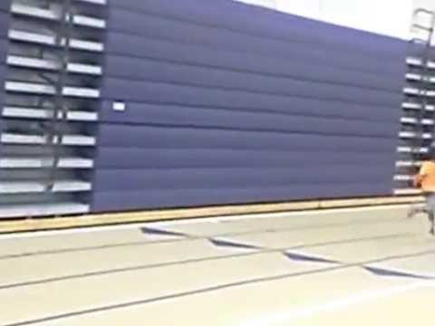Indoor Track meet Bishop Noll Institute  2014  7 yrs old