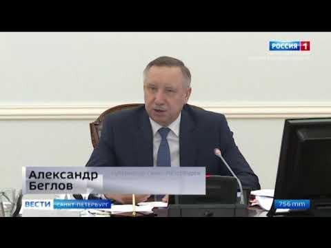 В Петербурге принимают новые меры защиты от коронавируса людей и компаний