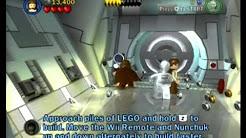 lego star wars: the complete saga (wii) walkthrough - youtube