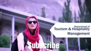 Karakorum International University Hunza Campus admission open Chemistry departments KIU Gilgit IK t