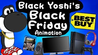 Download lagu SML Movie Black Yoshi s Black Friday Animation MP3