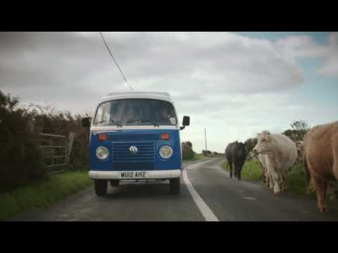 "Tourism Ireland 'Jump into Ireland"" 2017 TV campaign"