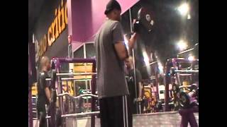 Planet Fitness Arm Workout With Cashon