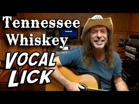 Chris Stapleton – Tennessee Whiskey Vocal Lick – Learn How to Sing It – Ken Tamplin Vocal Academy