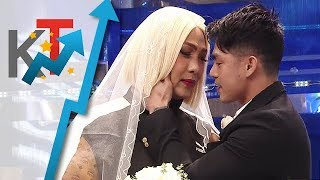 Vice at Ion, ikinasal sa Sine Mo 'To: The Filler Bride!