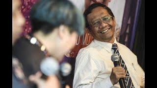 [TERBARU] KPU Curang di Pemilu 2019? Ini Kata Mahfud MD