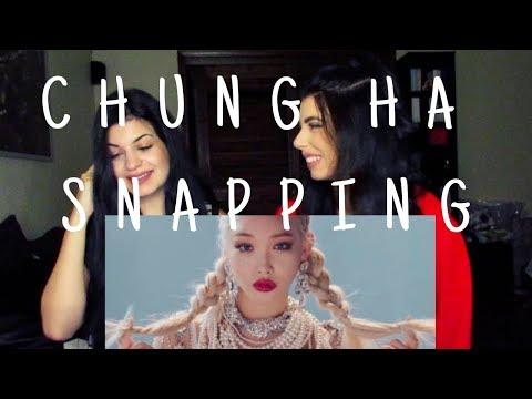 CHUNG HA - SNAPPING M/V | REACTION