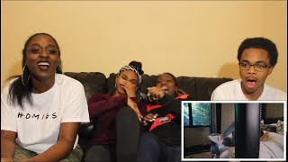 Lil Dicky - Freaky Friday feat. Chris Brown (Official Music Video) - REACTION!!!