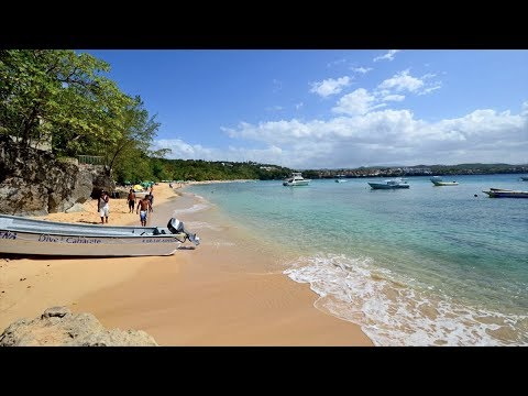 Sosua Beach Dominican Republic