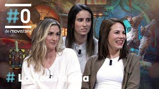 LA RESISTENCIA - Entrevista a Lara Balseiro, Patricia González y Joziane de Óliveira   11.02.2021