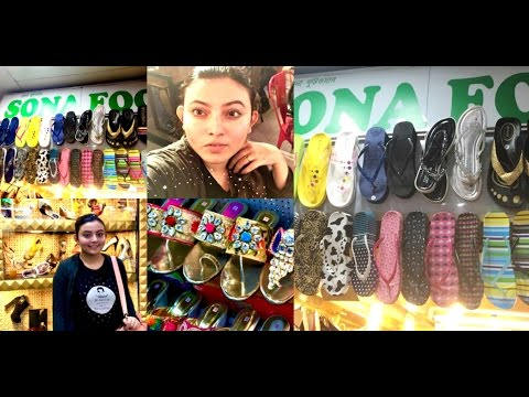 Kolkata Shopping Vlog | Shoe shopping at Metro Shopping Centre