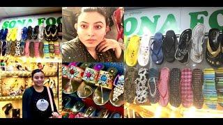 Kolkata Shopping Vlog   Shoe shopping at Metro Shopping Centre