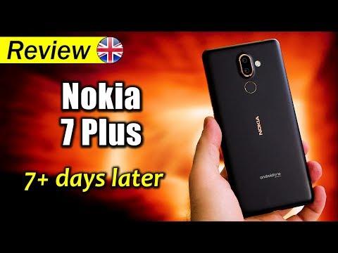Nokia 7 Plus | 7+ days later
