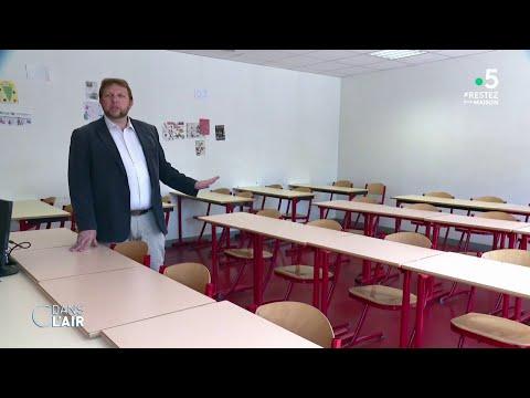 Covid-19: Comment rouvrir les écoles le 11 mai prochain ? - Reportage #cdanslair 20.04.2020