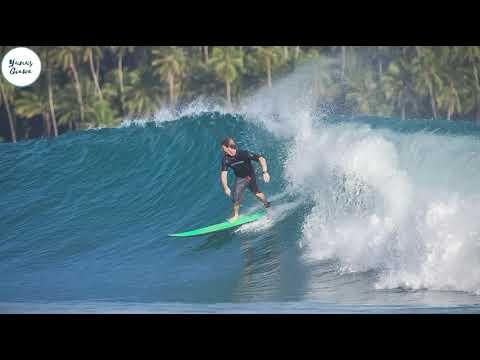 wisata-pantai-sorake-nias-selatan-sumut-indonesia