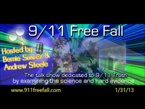 9/11 Free Fall 1/31/13: Sander Hicks-- Complete Love of the Truth