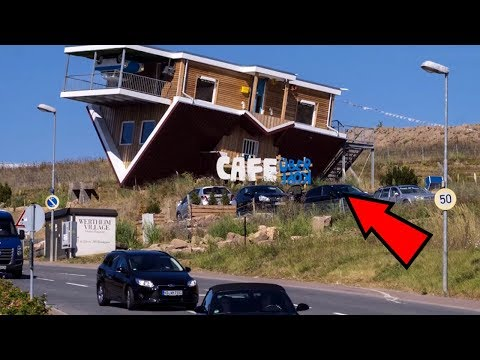 5 Most Insane Houses In The World!