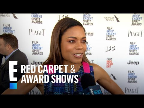 Naomie Harris on Her Mom's Oscar Fashion Disaster | E! Live from the Red Carpet