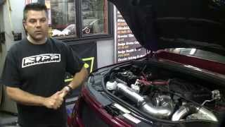RIPP Supercharged 2012 SRT JEEP Dyno